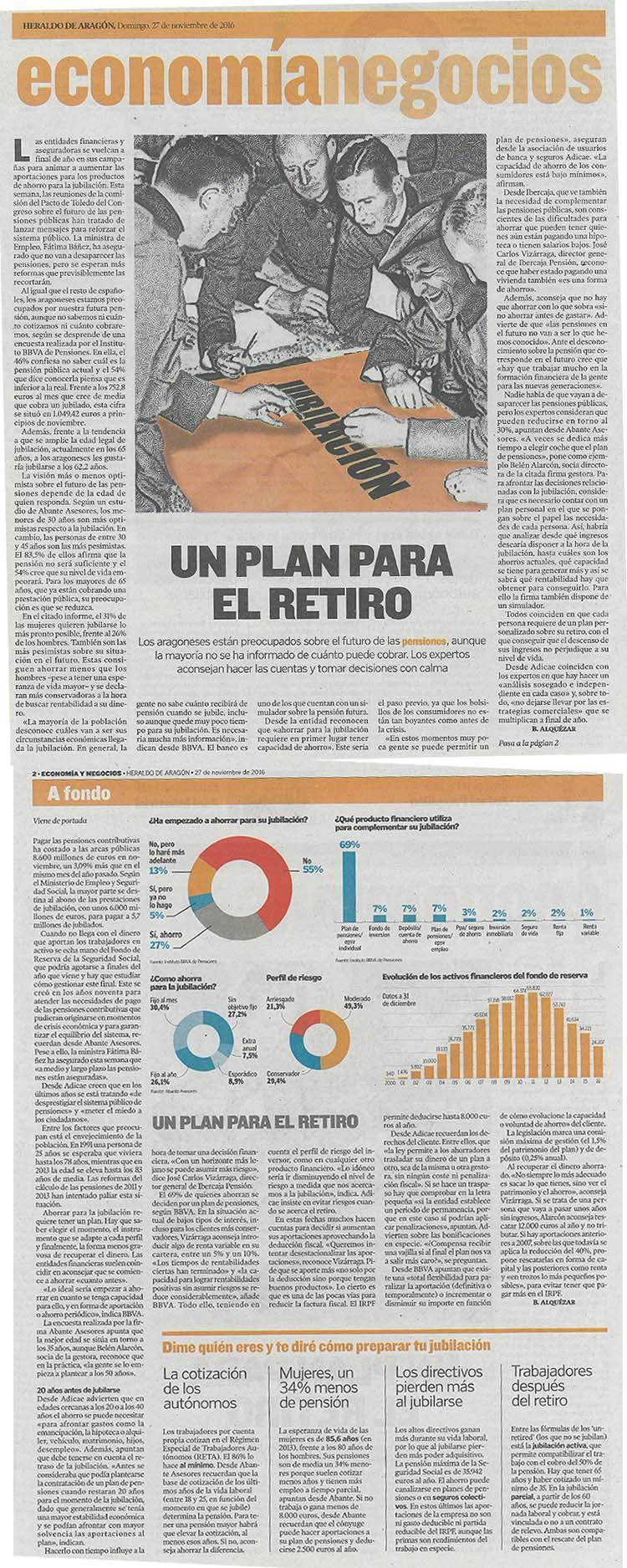 20161127 El Heraldo Pensiones