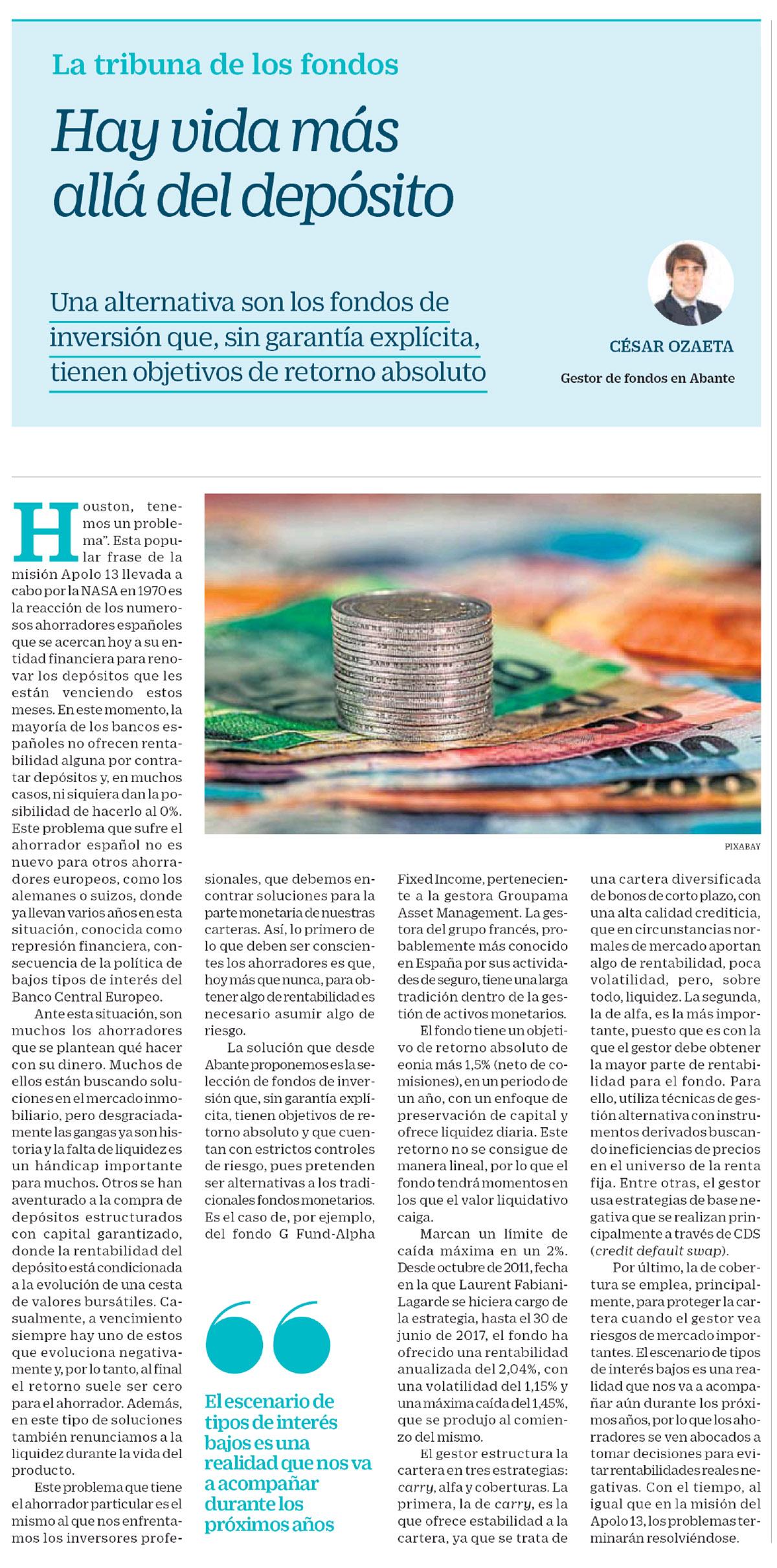 20170715 Tribuna Cinco Días CO fondos