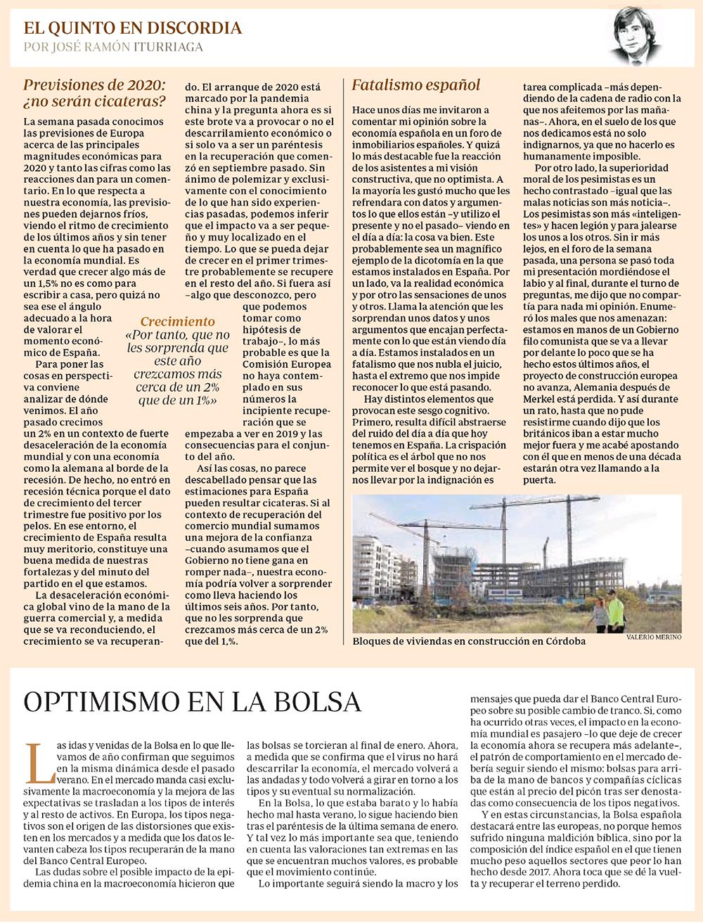 EQED de José Ramón Iturriaga en ABC