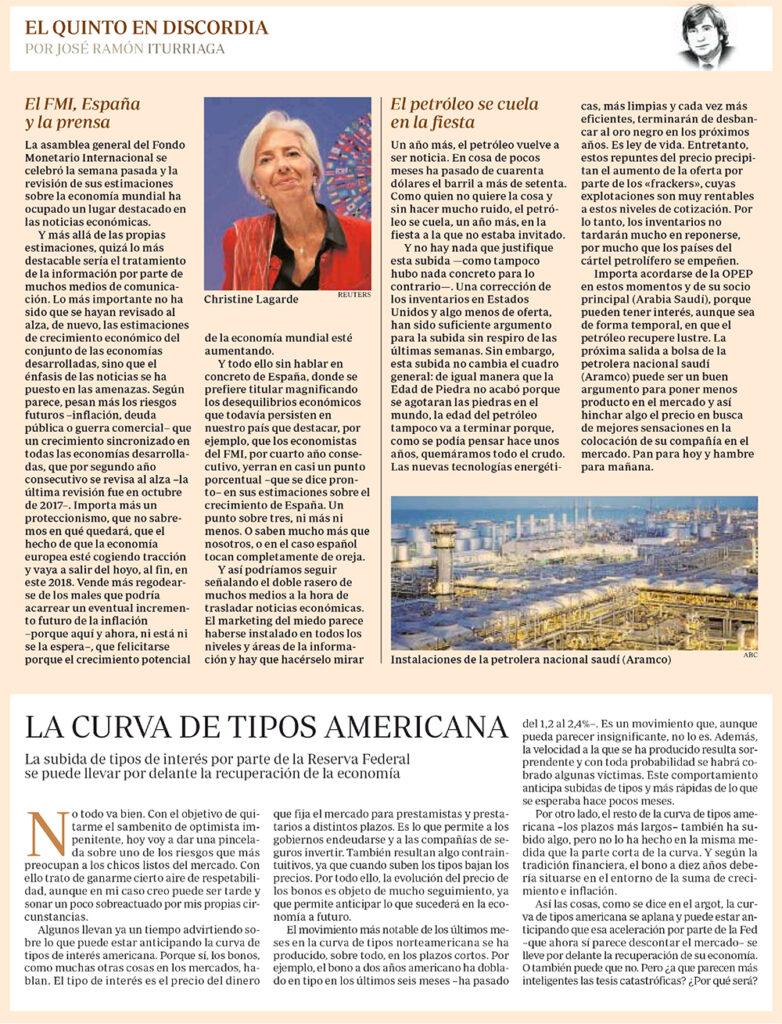 ABC ITURRIAGA FMI PETROLEO CURVA DE TIPOS