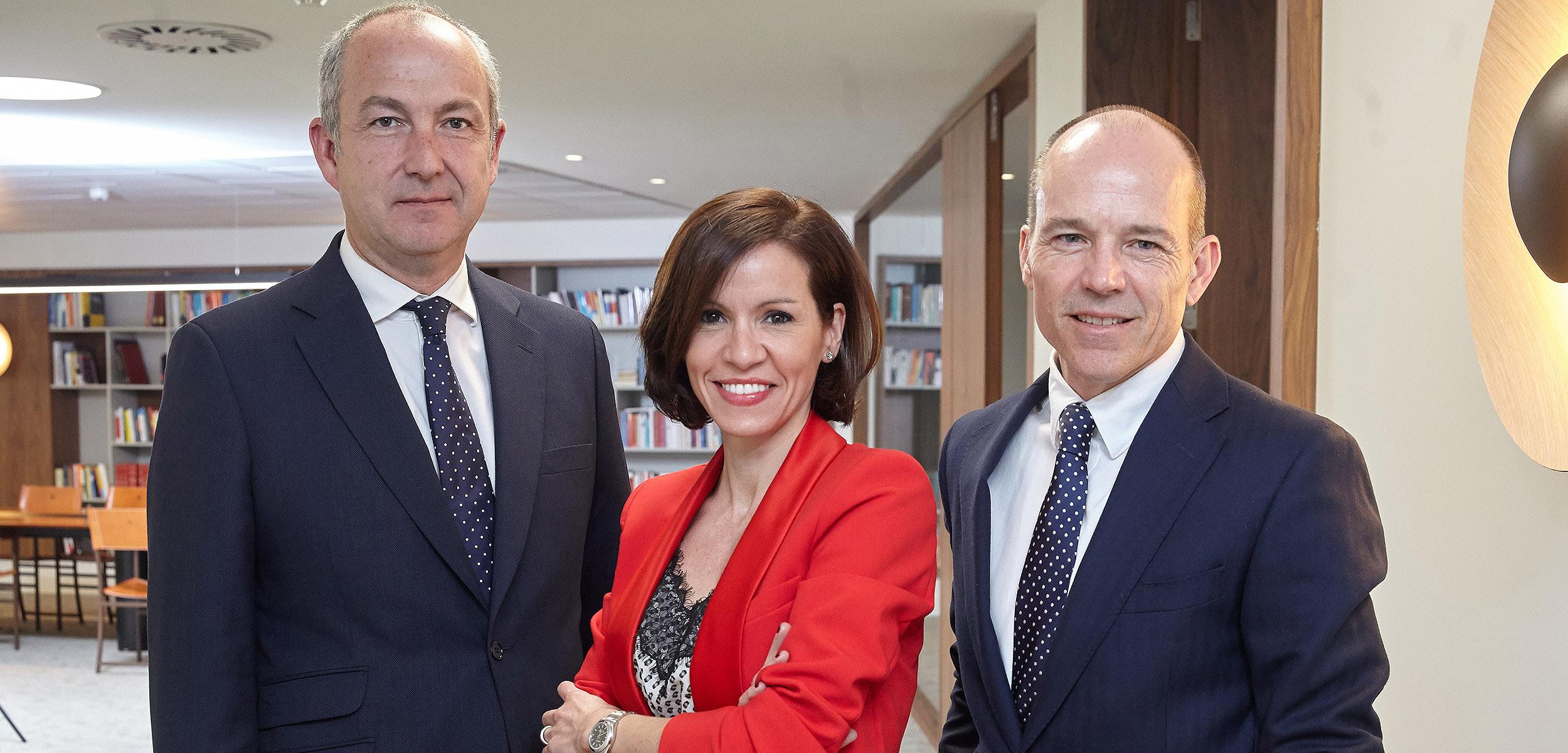 Casasús Olea y Campello hablan de la rentabilidad de los productos de Abante