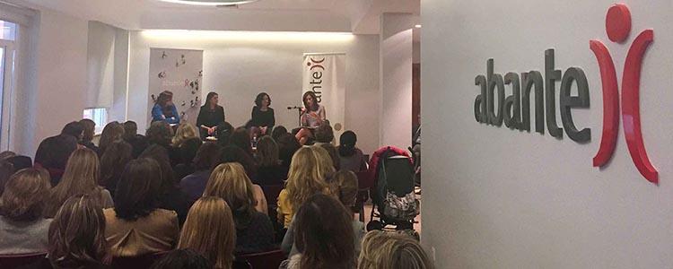 Abante evento mujeres planificacion financiera