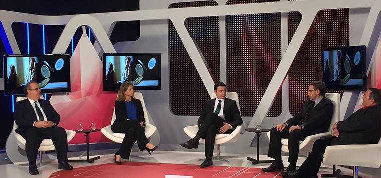 Paula Satrústegui TV Castilla y León