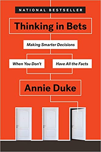libro thinking in bets