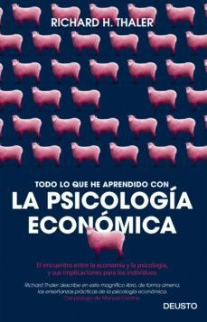 libro todo lo que he aprendido con la psicología económica
