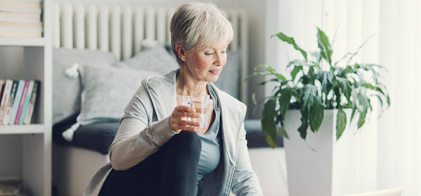 Mujeres jubilación longevidad