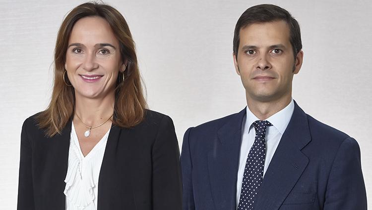 Belén Alarcón y Pablo Márquez de Prado